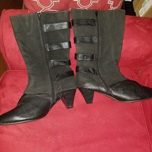 Shoes - Military Style Womens boot